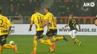 Sammandrag från AIK-IF Elfsborg 5-2