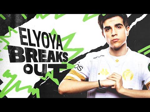 Elyoya Breaks Out!