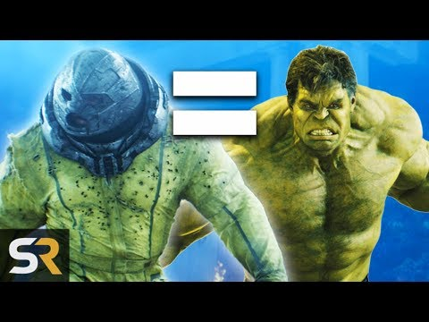 10 Live Action Movie Characters As Strong As Marvel's Hulk