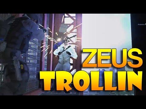 CS:GO - Zeus Trolling! #7