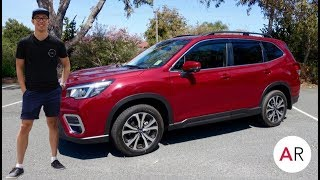 2019 Subaru Forester Review - More Space, Less Turbo