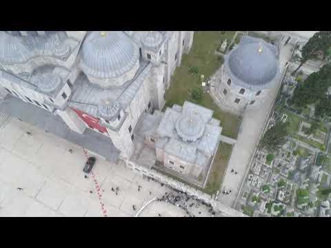 06/05/2018 Hâfızlık merasimi Fatih camii