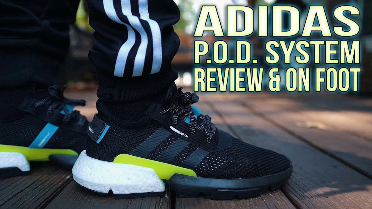 On 3 System And Foot Pod Review Adidas 1 v8wON0mn