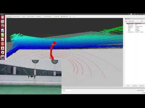 Drone Outdoor 3D Mapping(Velodyne VLP-16 LiDAR)