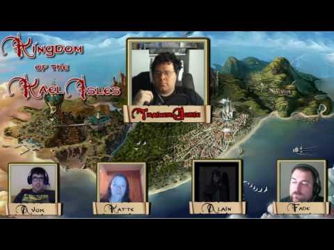 Kingdom of the Kael Isles Episode 16: Jungle Druids