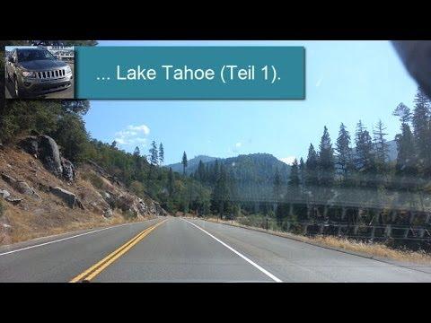 Sacramento ➜ Lake Tahoe (US 50, Teil 1)