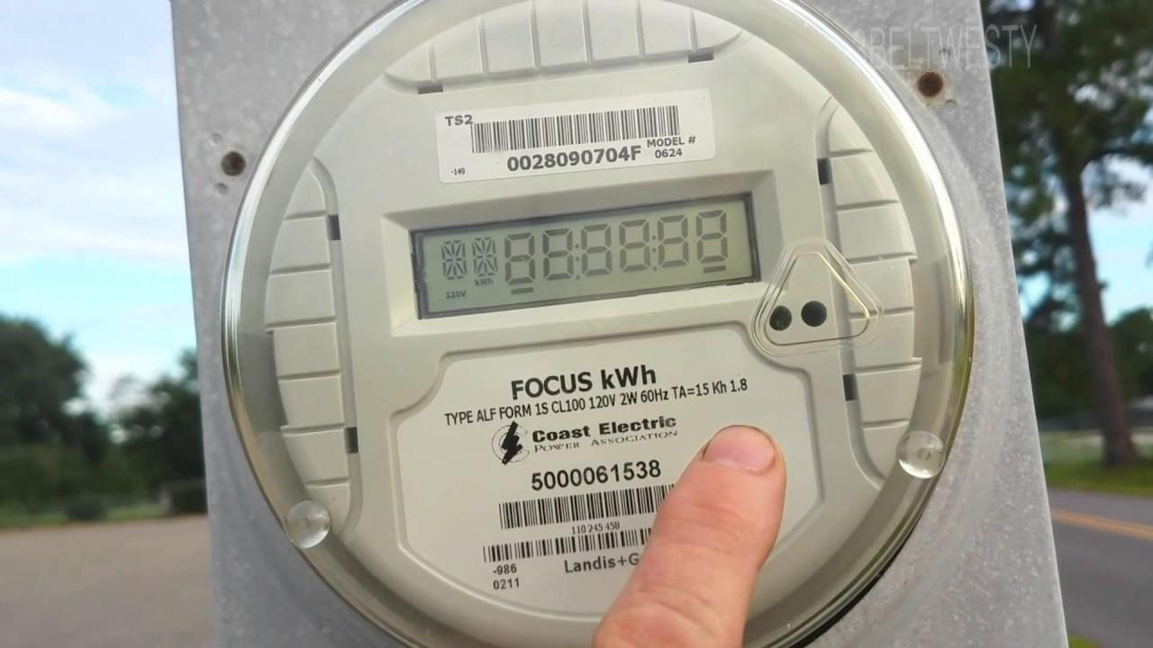 Electric Meter Form 1s Not Lossing Wiring Diagram Watt Hour Focus Alf Smartmeter 120v 2 Wire Youtube Rh Com Single Phase