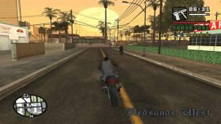 GTA San Andreas store Turismo in Las Venturas Impound and Combat Shotgun Skill