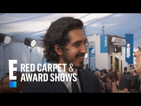 "What Dev Patel Learned From Nicole Kidman on ""Lion"" 