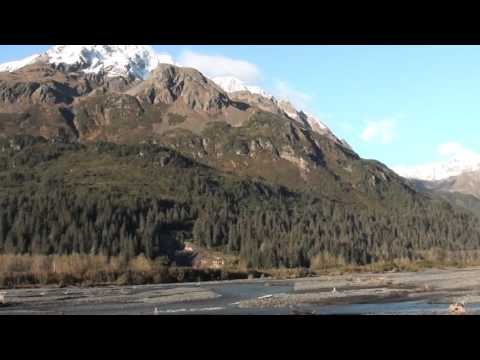 Alaska: Road trip from Seward to Hope