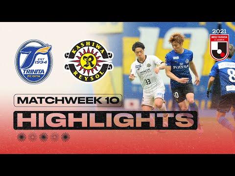 Oita Kashiwa Goals And Highlights