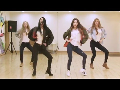 開始Youtube練舞:Someone like U-DALSHABET | 慢版教學