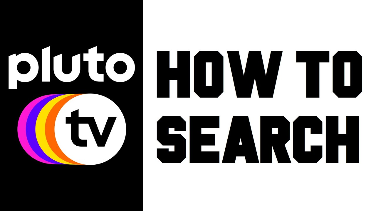 Download Pluto TV How To Search - How To Search on Pluto TV App Instructions, Guide, Tutorial