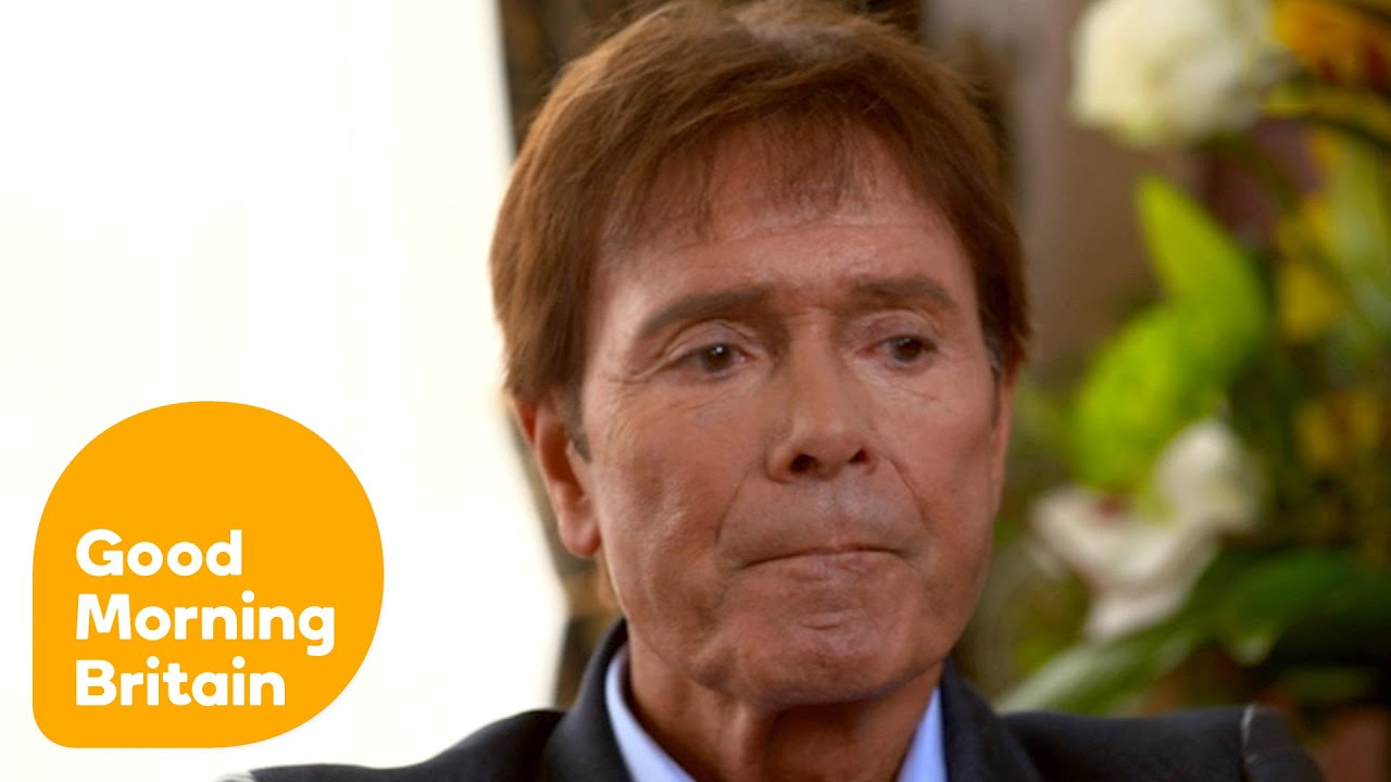 Sir Cliff Richard Exclusive Interview How The Accusations Have Affected Him Good Morning Britain