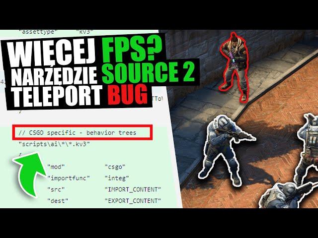 CS:GO - Będzie Więcej FPS? Vulkan, Wyciek Narzędzi Source 2 - Podsumowanie Tygodnia #12