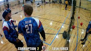 Corruption vs Task Force | Elite Nationals 2019 Open Bracket - Quarterfinals