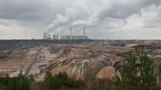 Elektrownia Bełchatów, Kopalnia węgla brunatnego Bełchatów