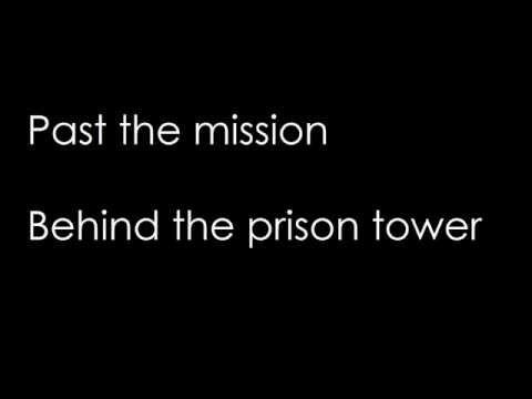 Tori Amos - Past the Mission (lyrics)