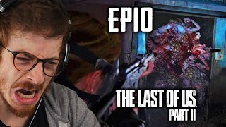 LE PIRE BOSS DU JEU !! The last of us 2 #10