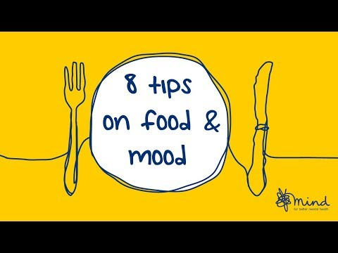 How to manage your mood with food | 8 tips