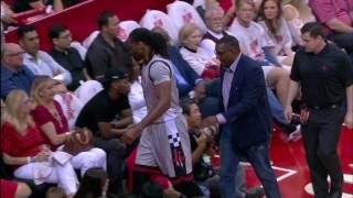 San Antonio Spurs vs Houston Rockets - May 7, 2017