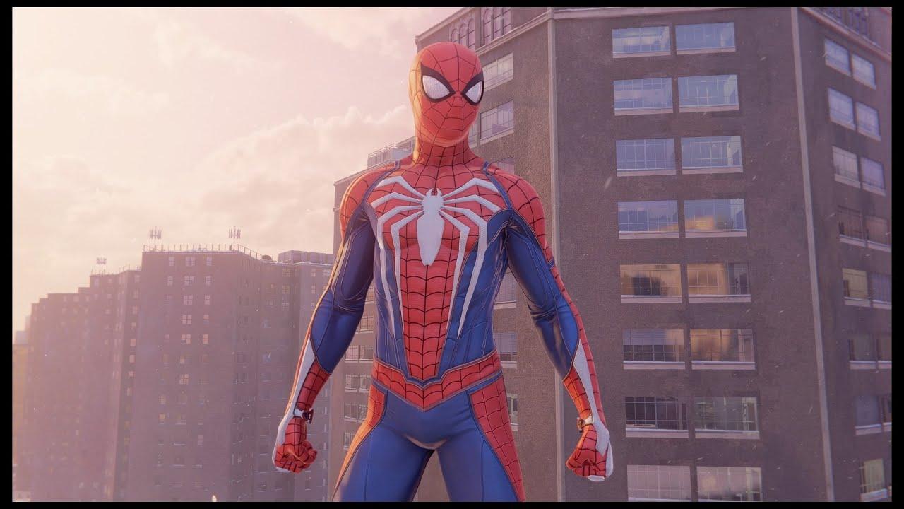 Download GLITCH AVOIR PETER PARKER SUR SPIDER-MAN MILES MORALES PS4