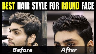 Best short haircut for ROUND/OVAL SHAPED face | Ft. Saadi Gaddi