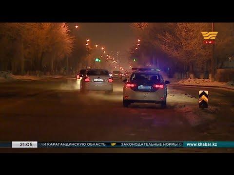 Больше 90 пьяных водителей лишили прав на 7 лет в Казахстане