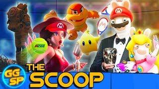 No Man's Sky Visions, Rabbids BAFTA, & New Mario Tennis Aces Characters!   The Scoop