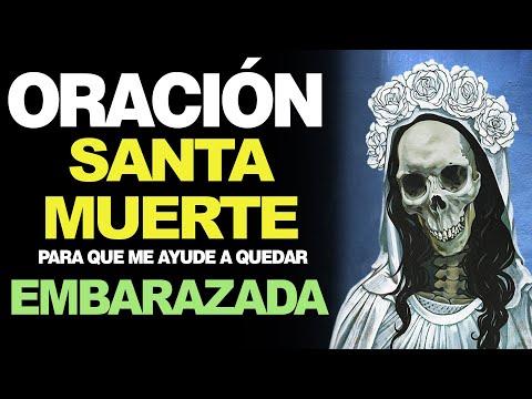 🙏 Oración Poderosa a la Santa Muerte PARA QUEDAR EMBARAZADA 🤰
