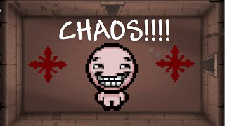 Afterbirth Seeds - CHAOS!!!