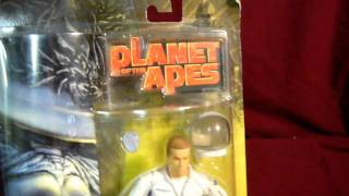 Ebay Auction: Planet Of The Apes Mark Wahlberg Leo Davidson Action Figure 2001