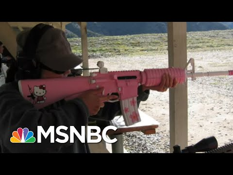 AR-15s Are Weapons Of War - Here's The Proof | The Beat With Ari Melber | MSNBC
