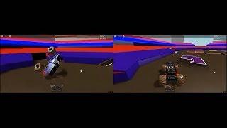 Roblox Monster Jam Youtube Series 3: Santa Clara Racing