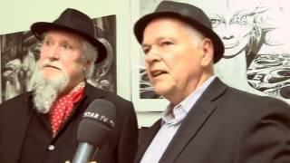 Repeat youtube video Hommage à HR Giger - Absinthe Zeitgeist & Wolfsmilch - STAR TV Switzerland
