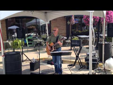 2 Stones Events:  Joe Hassell at Fine Arts & Acoustic Music Festival, Brighton, 2014