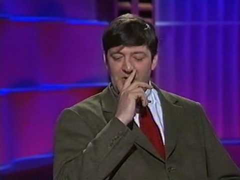 Stephen Fry interview (Clive Anderson, 1996)