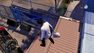 Sleeping Dogs - Glitches/Bugs - A normal day for Wei Shen