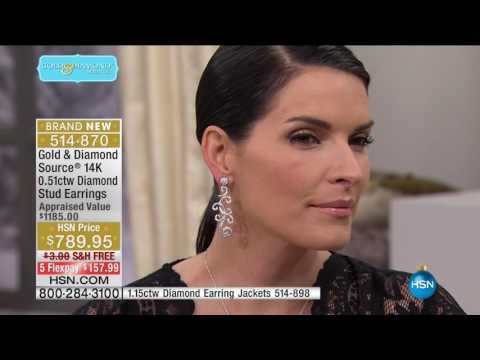 HSN | Gold & Diamond Source Jewelry Premiere 12.16.2016 - 08 PM
