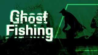 A HAUNTED Videogame?! | Ghost Fishing Episode 1