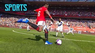 Top 5 Sports Games for PC 2019 - 20