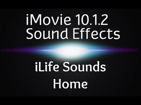free imovie sound effects