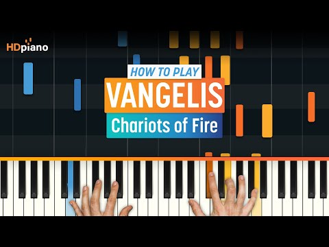 "How To Play ""Chariots of Fire"" by Vangelis 