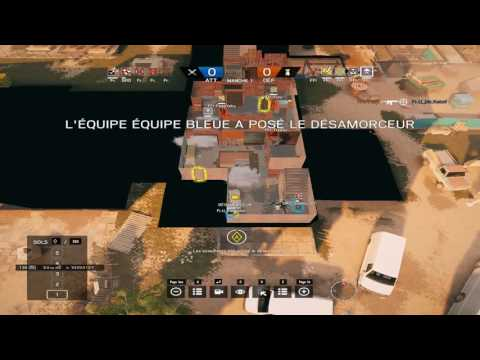 "Match French Unity ""Fr.U"" vs Force Française Informatique ""FFI"""
