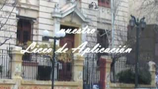 NUESTRO LICEO DE APLICACIÓN (trailer)
