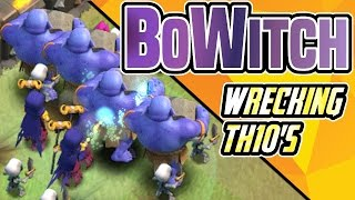 Clash of Clans | BOWITCH 3 STARRING TH10's EVERY WAR | 3 STAR ATTACK STRATEGY