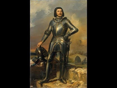 The Worst Serial Killer In Human History Was Joan of Arc's Right-Hand Man