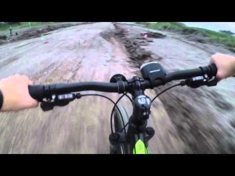 Off Road Biking Adventure | Take 1 | 8-Bit Noob