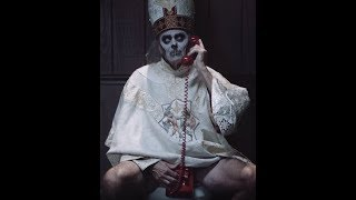 Ghost post new video w/ Papa Nihil/Sister Imperator announcing UK/Euro tour ..!