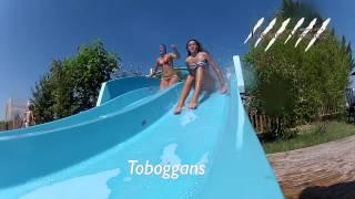 Yelloh Vilage LASCAUX VACANCES en Périgord, nouvel espace aquatique